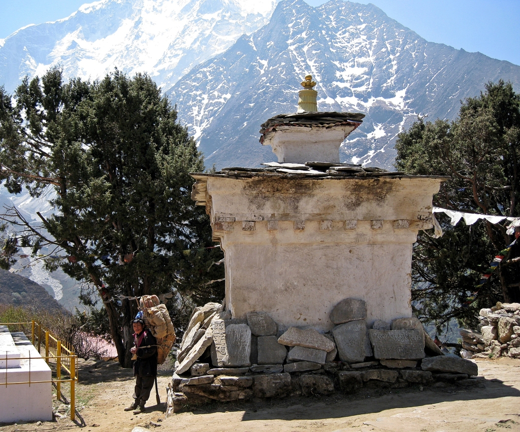 Pangboche, Everest region