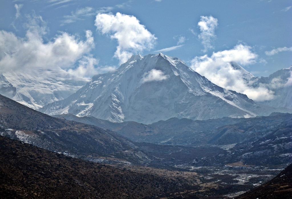 Island Peak, Everest region