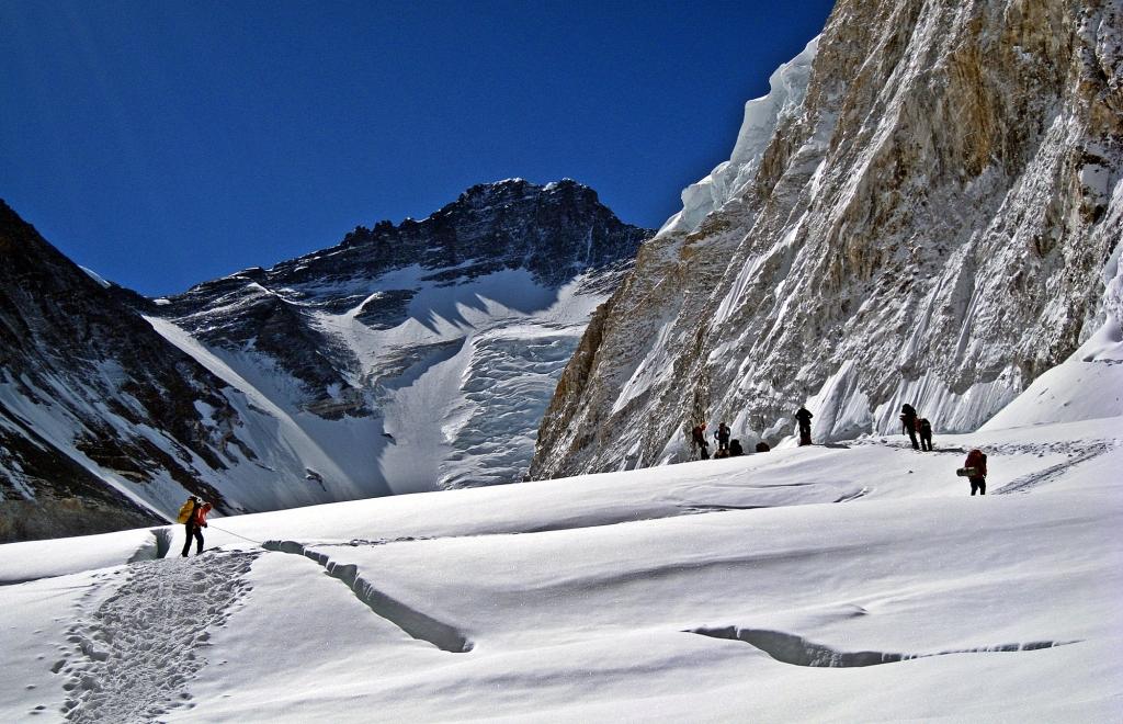 Western Cwm, Everest