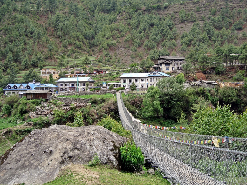 Phakding, Everest region