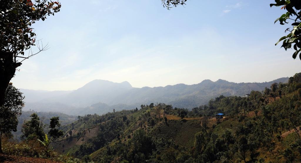 Elephant Mountain, Kalaw to Inle trek