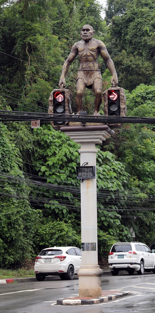 Krabi traffic lights