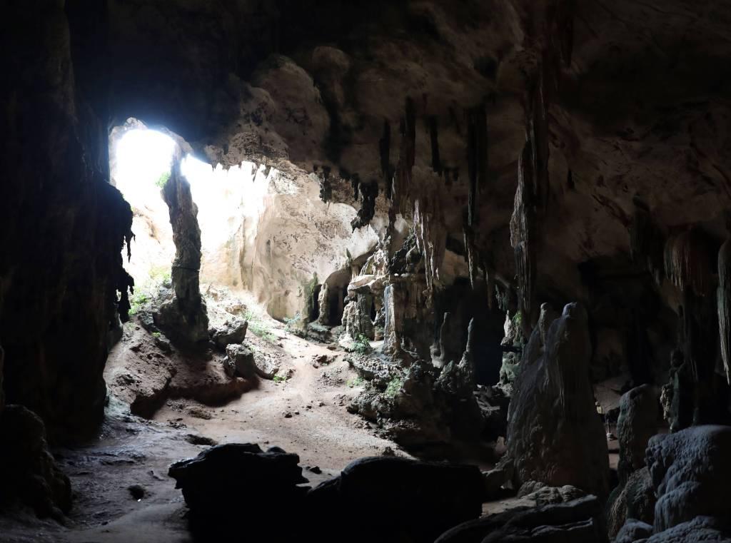 Cave, Krabi Lagoon