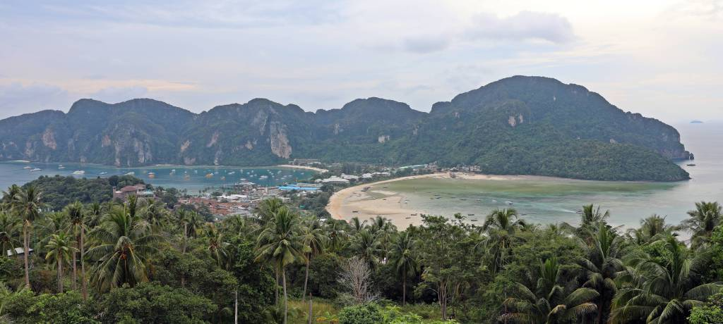 Viewpoint on Phi Phi Don