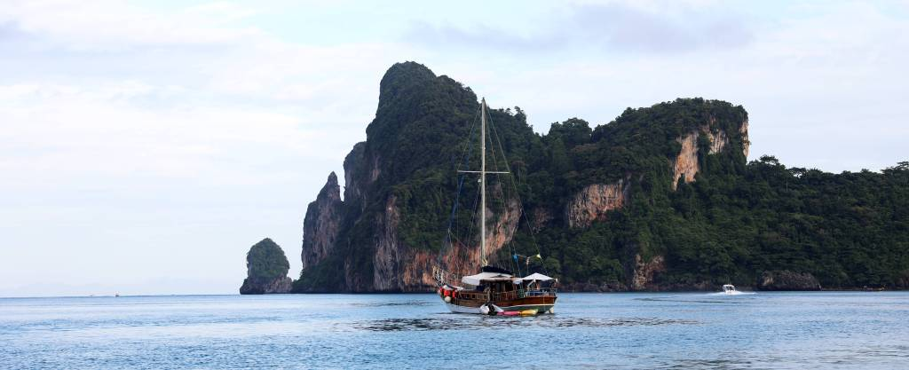 Phi Phi Don Harbour
