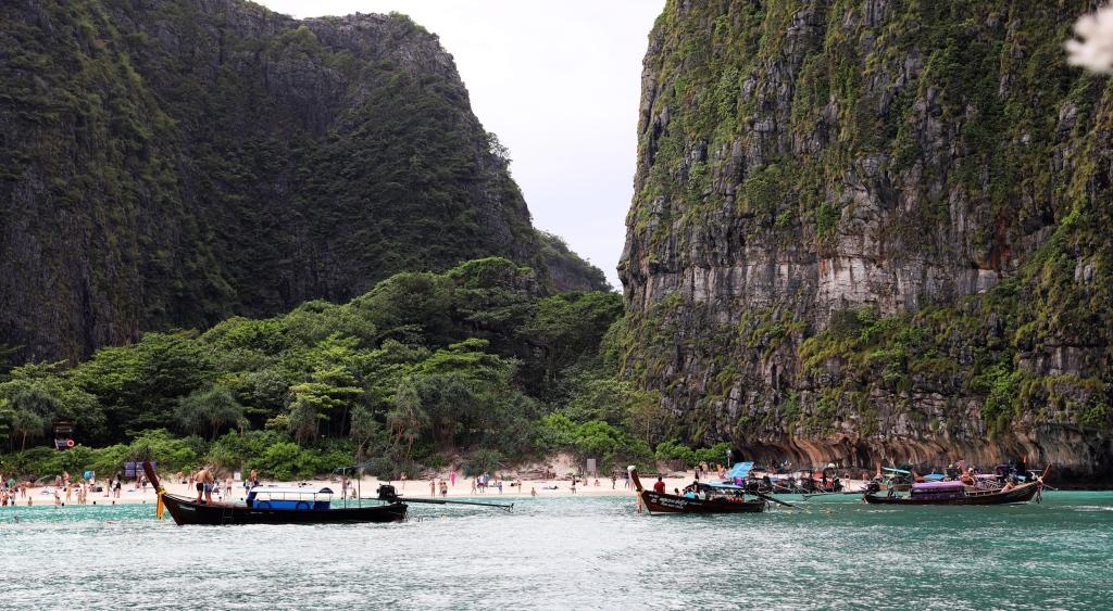 Maya Beach, Phi Phi Leh