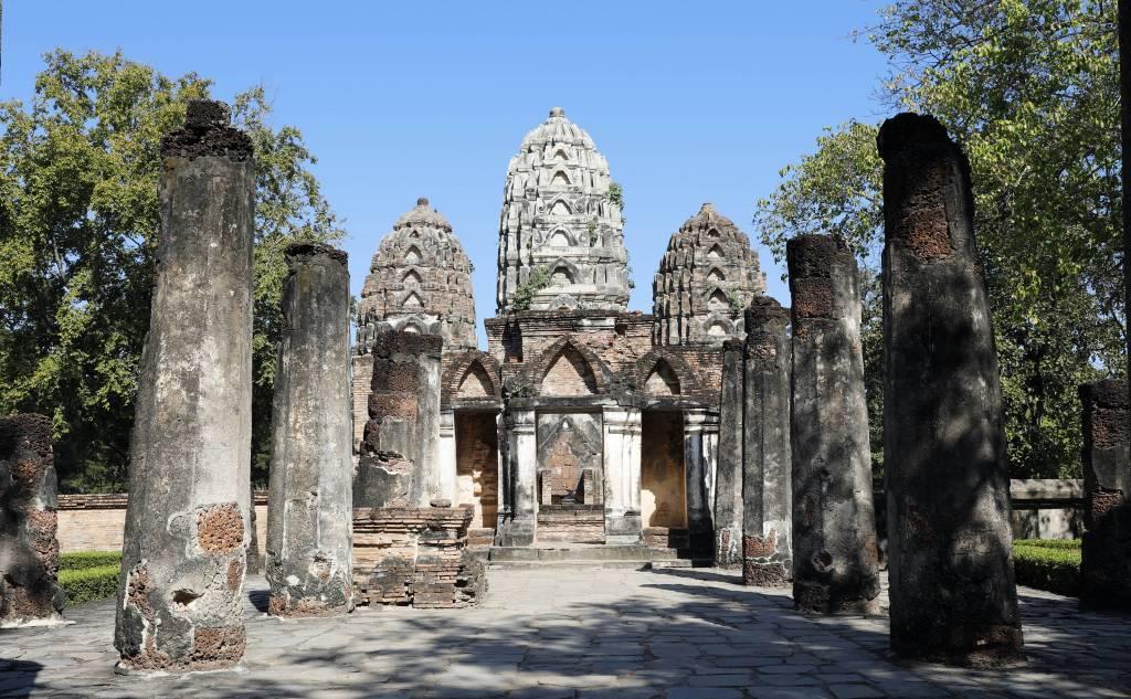Wat Phra Phai Luang, Sukhothai