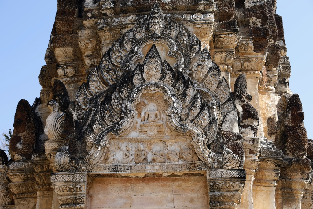 Carvings, Sukhothai