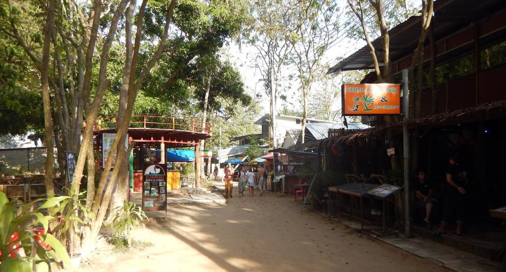 Railay Town