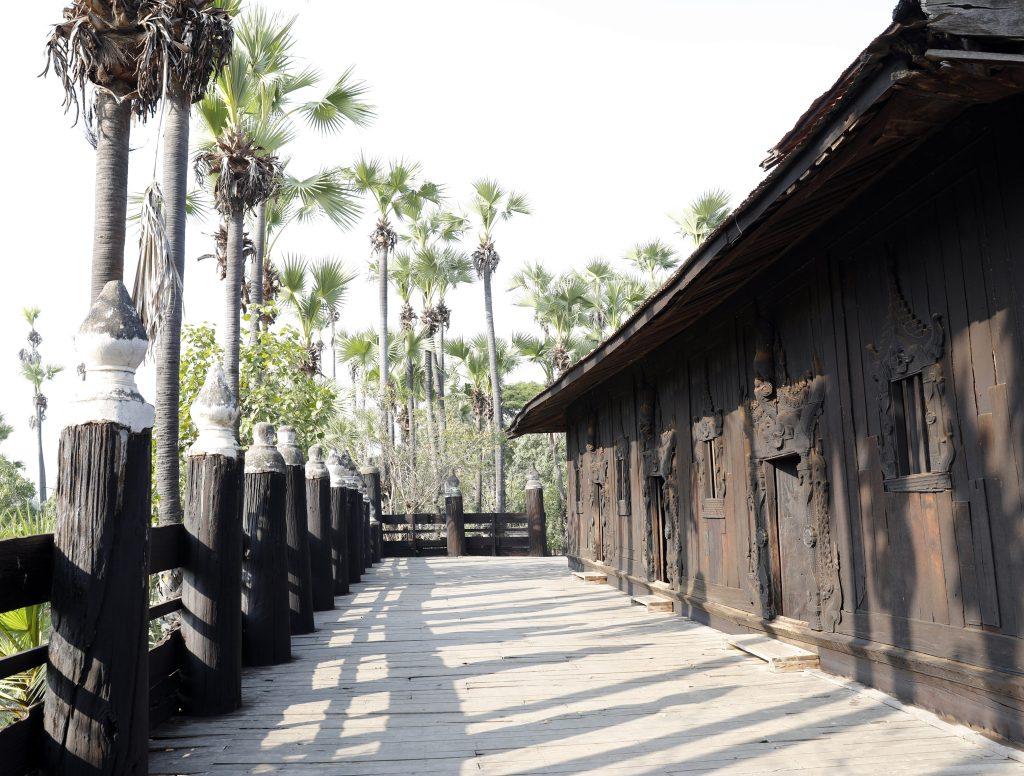 Bagaya Kyaung Monastery