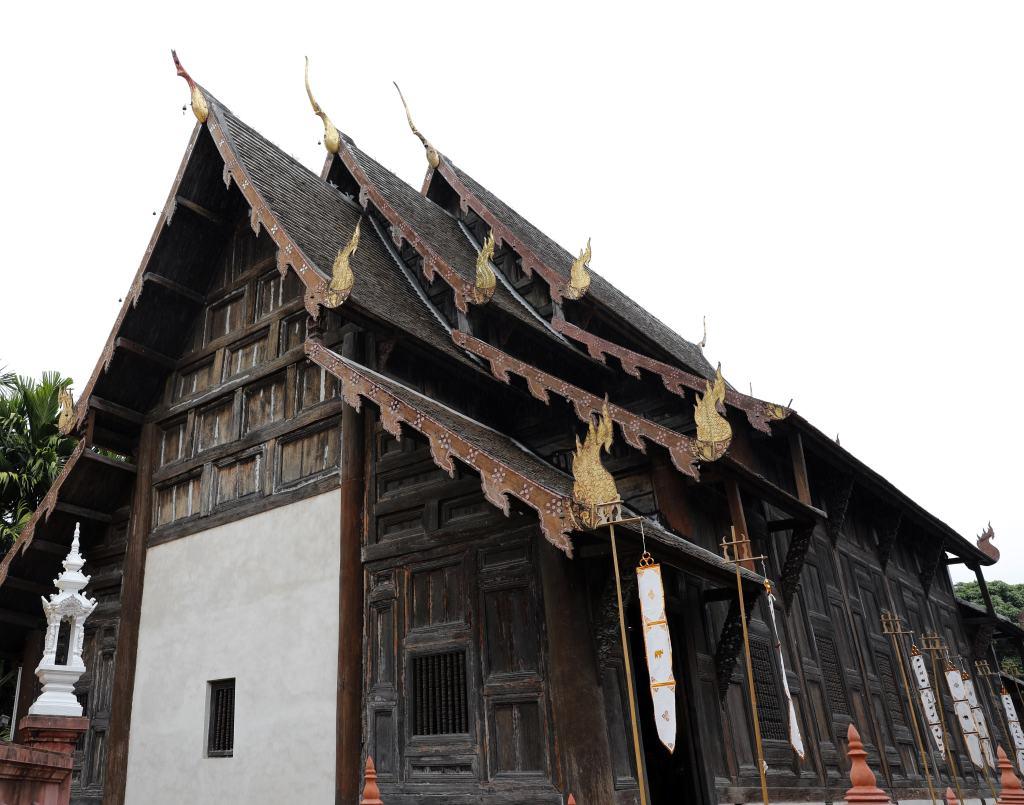 Teak Wat, Chiang Mai