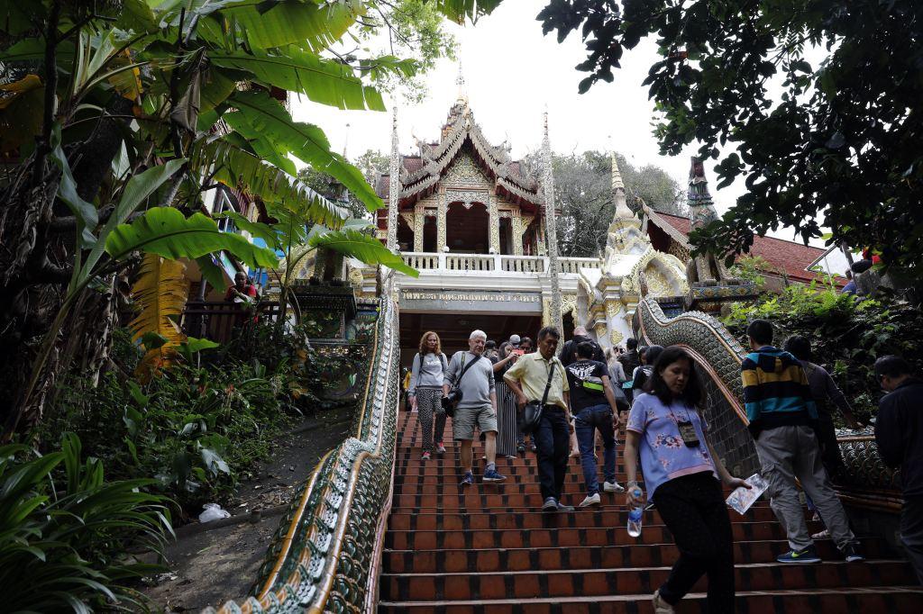 Wat Phra That, Doi Suthep, Chiang Mai