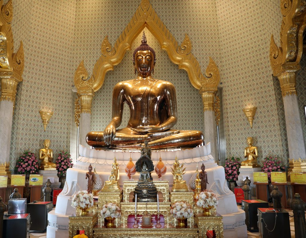 Solid Gold Buddha,Bangkok