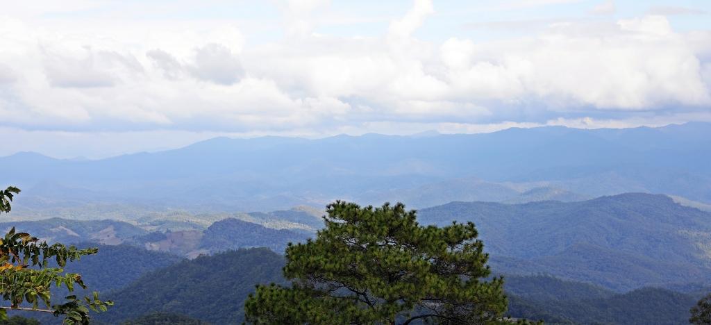 Northern Highlands, Pai Thailand