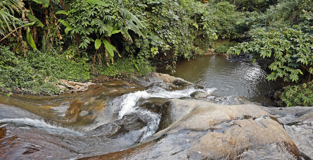 Mar Paeng Waterfall, Pai