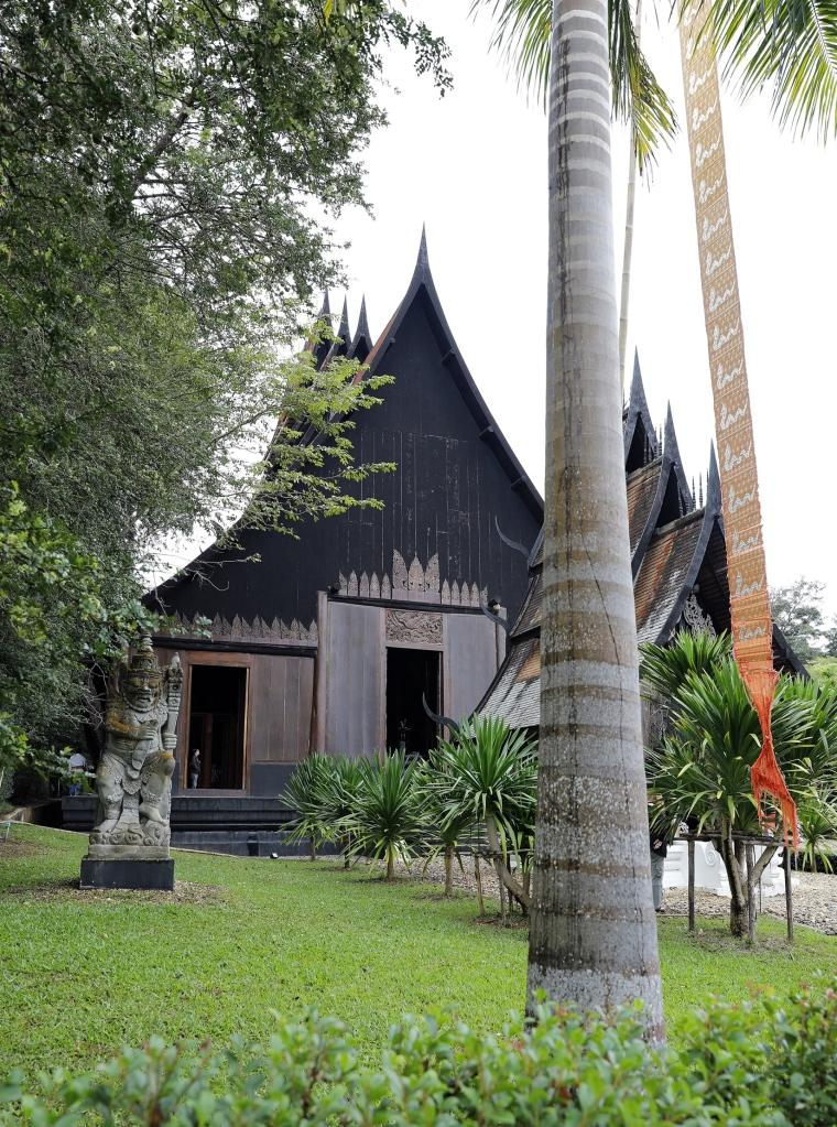 Main House, Black House, Chiang Mai