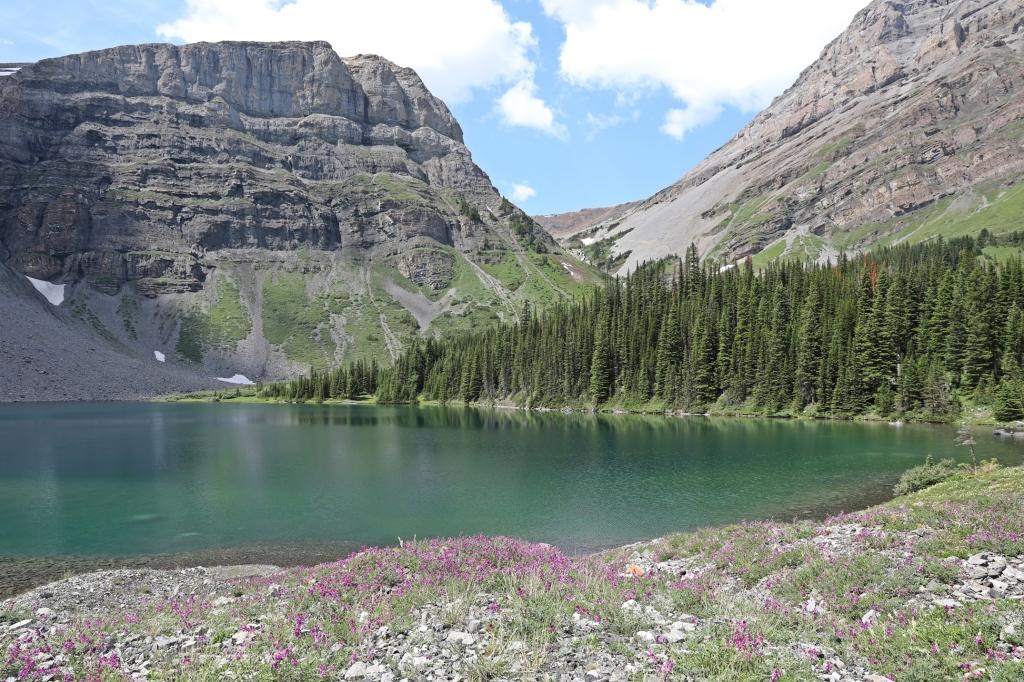 Bourgeau Lake, Banff National Park