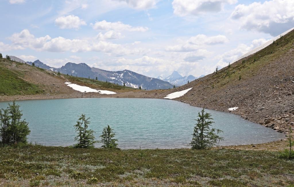 Harvey Lake, Banff National Park