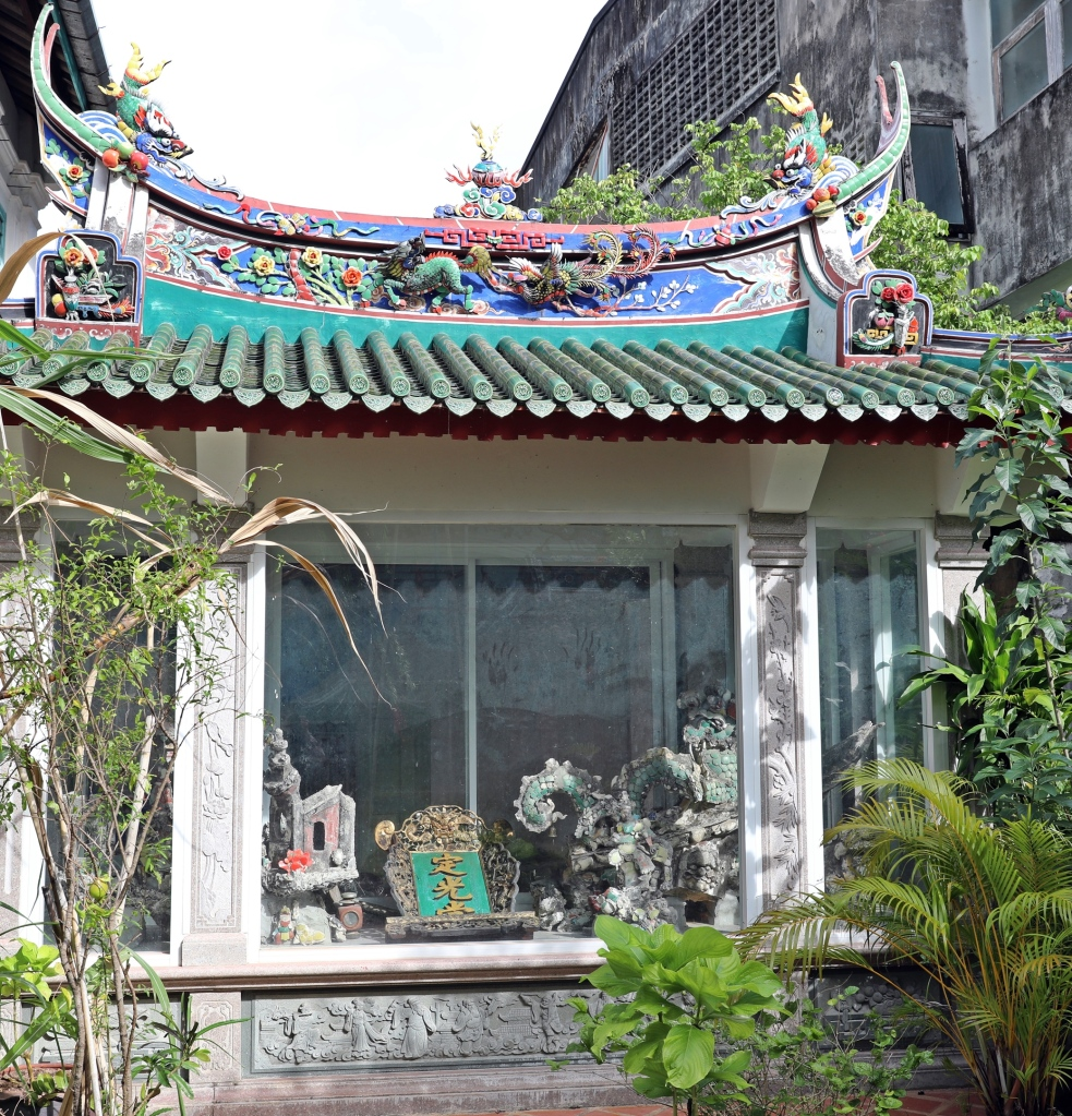 Chinese Temple, Old Town, Phuket Town