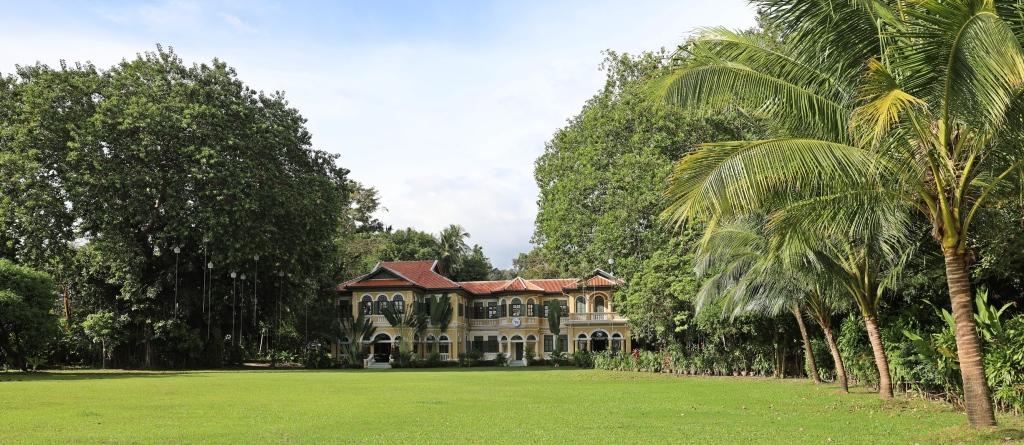 Phra Pitak Chinpracha Mansion, Phuket Town