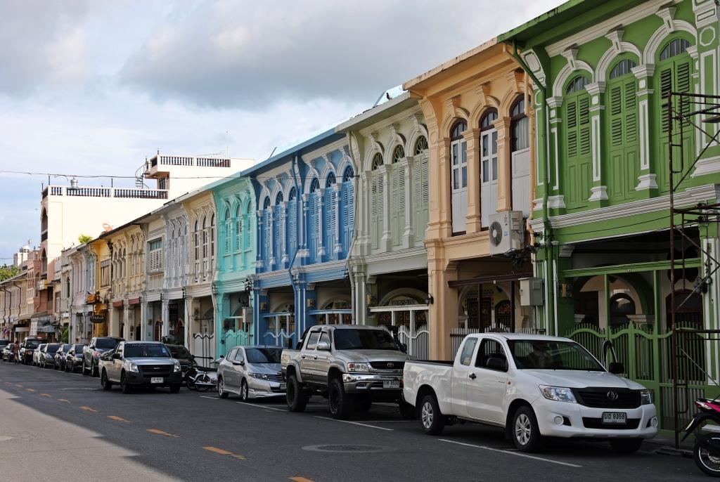 Old Town, Phuket Town