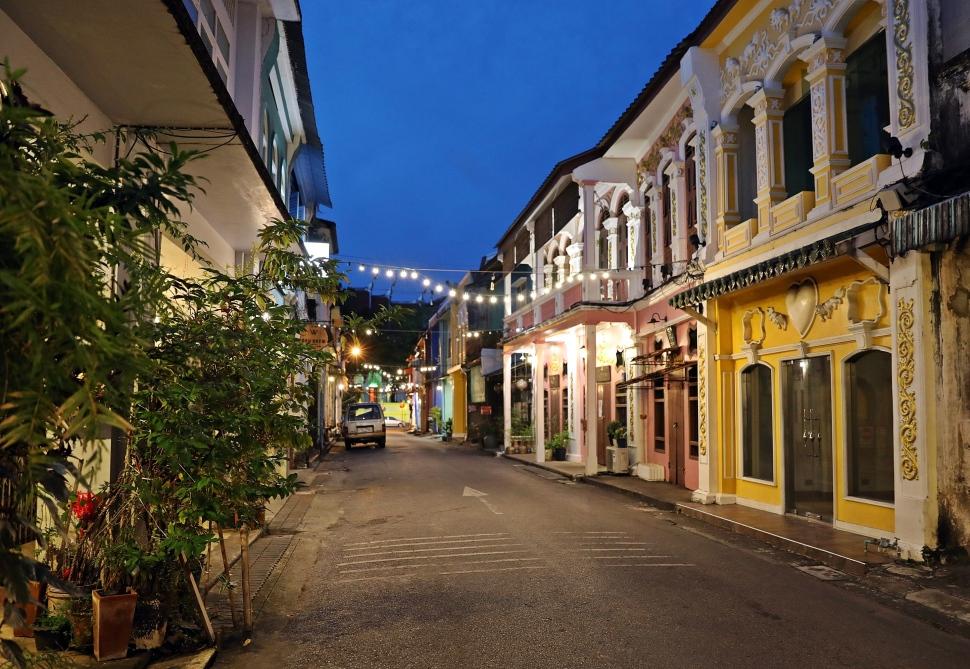 Old Town, Phuket Town, Phuket