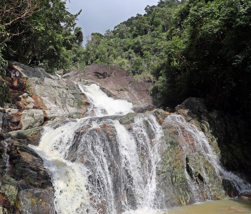 Namuang Waterfall, Koh Samui