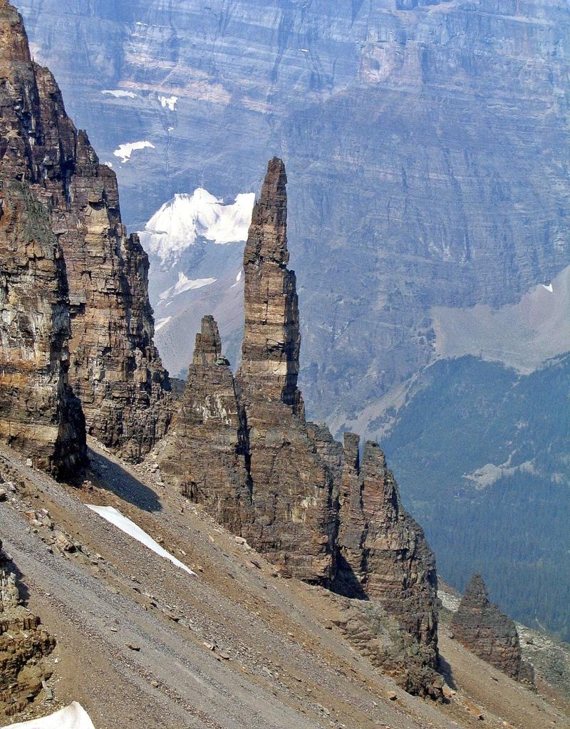 Sentinel Pass, Banff National Park