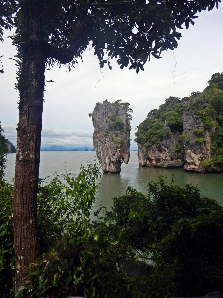 James Bond Island, Phang Nga Bay, Phuket