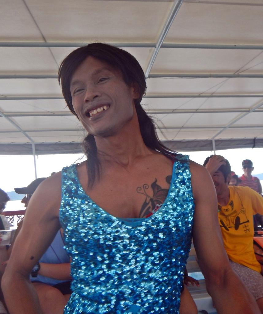 Lady Boys, Phang Nga Bay Cruise
