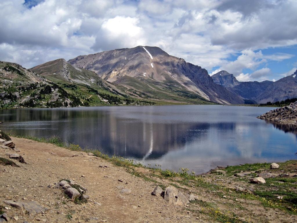 Ptarmigan Lake, Banff National Park