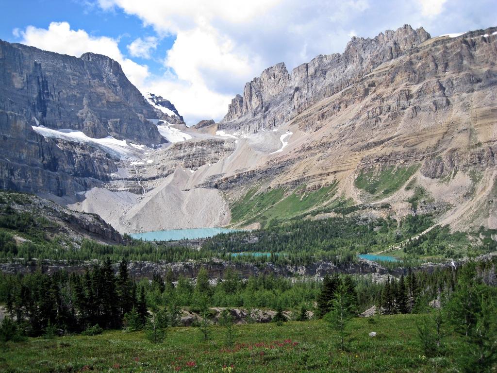 Skoki Lakes, Banff National Park