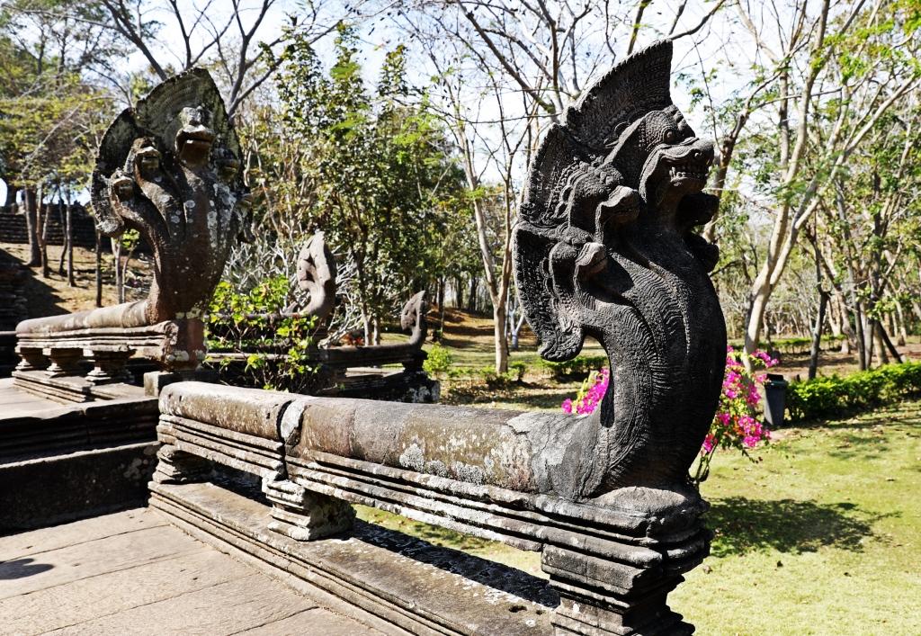 Naga bridge, Phanum Rung Historical Park