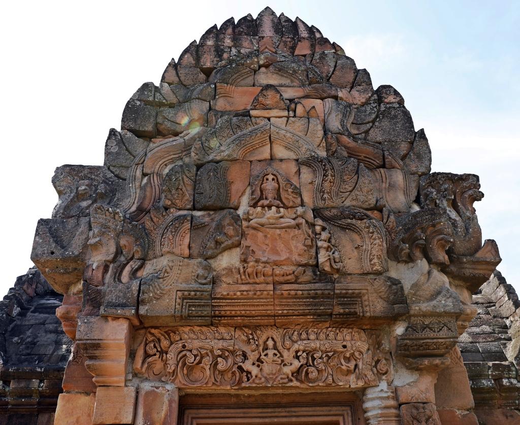 Carvings, Phanum Rung Historical Park