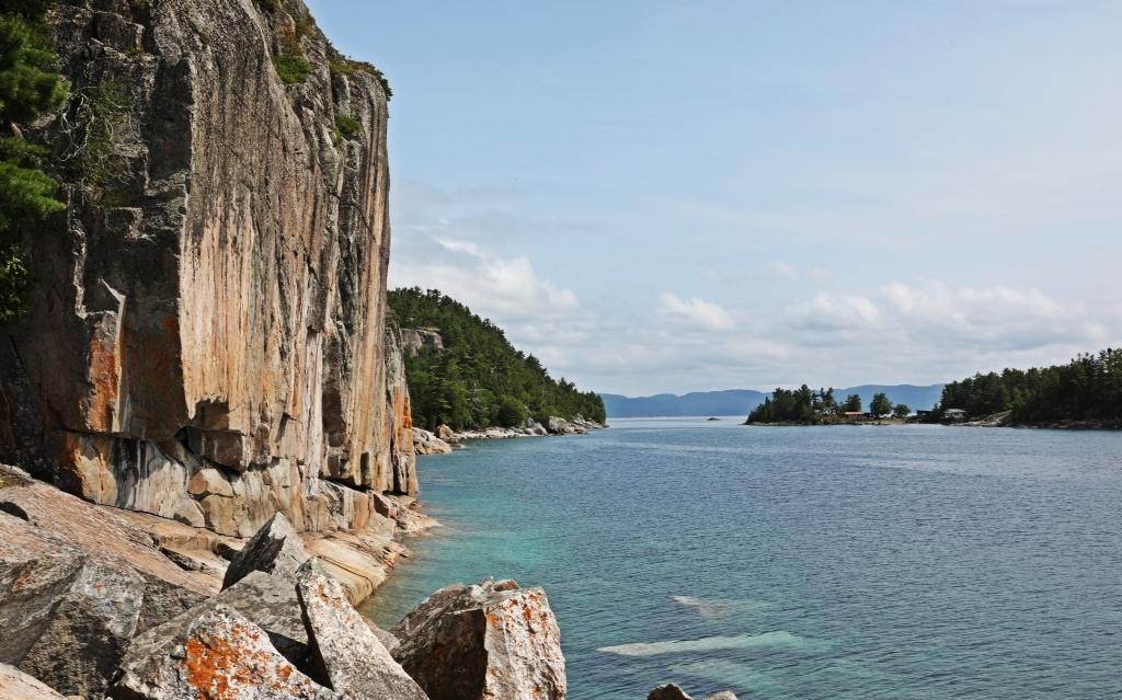 Agawa Rock, Ontario