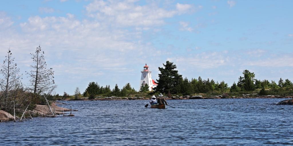 Gereaux Island Lighthouse, Georgian Bay, Ontario