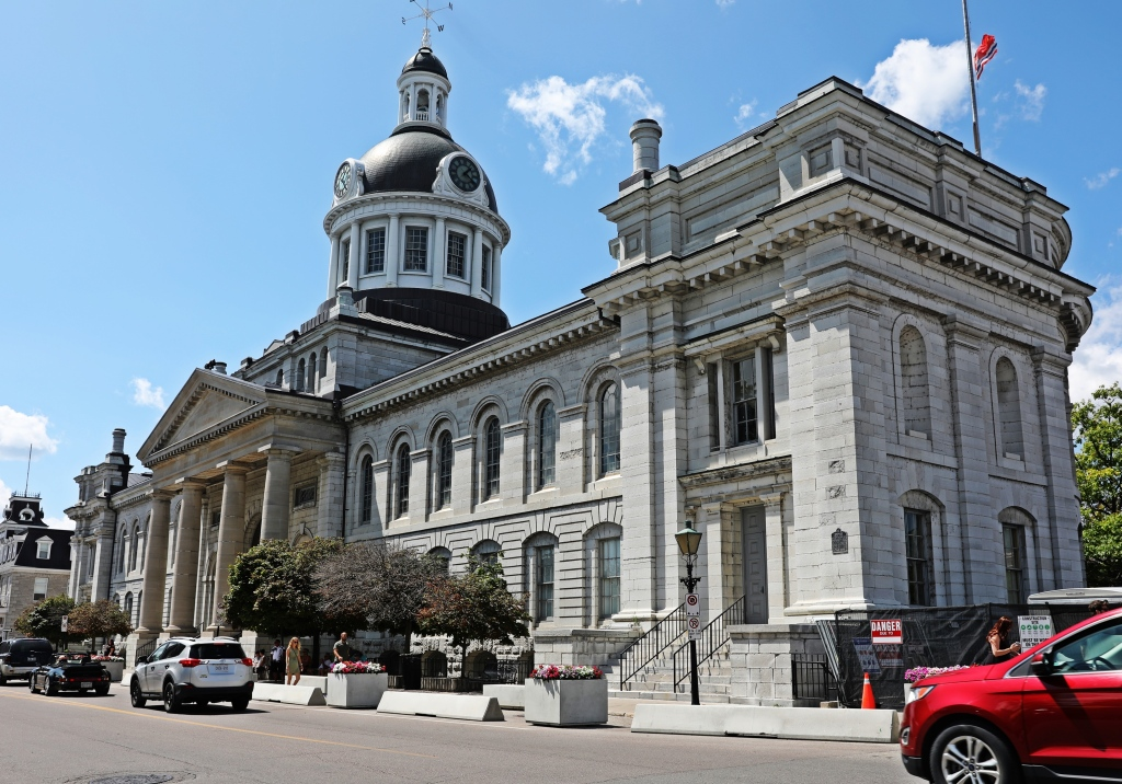 City Hall, Kingston
