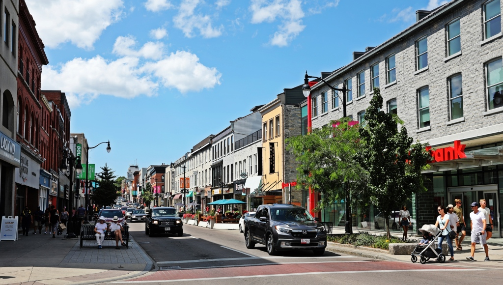 Historic Downtown Kingston