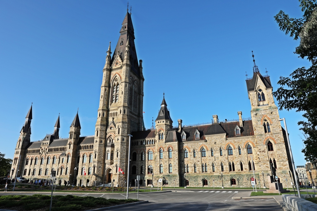 West Block, Parliament Buildings, Ottawa
