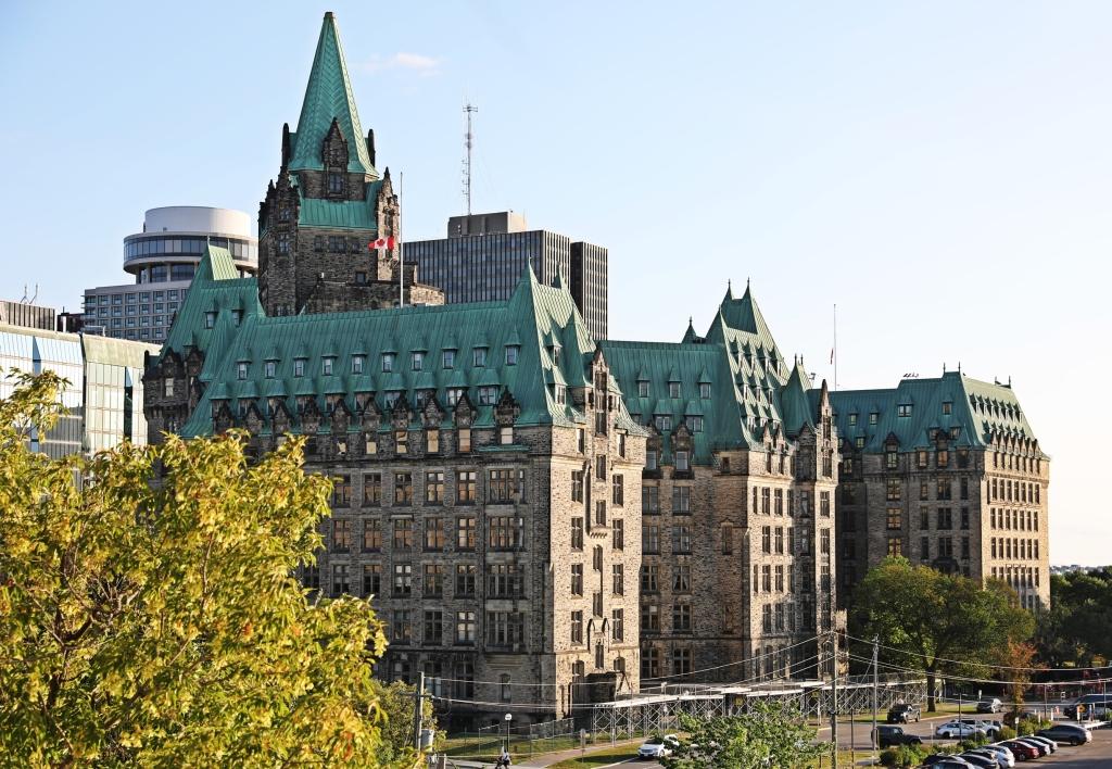 Confederation Building, Ottawa