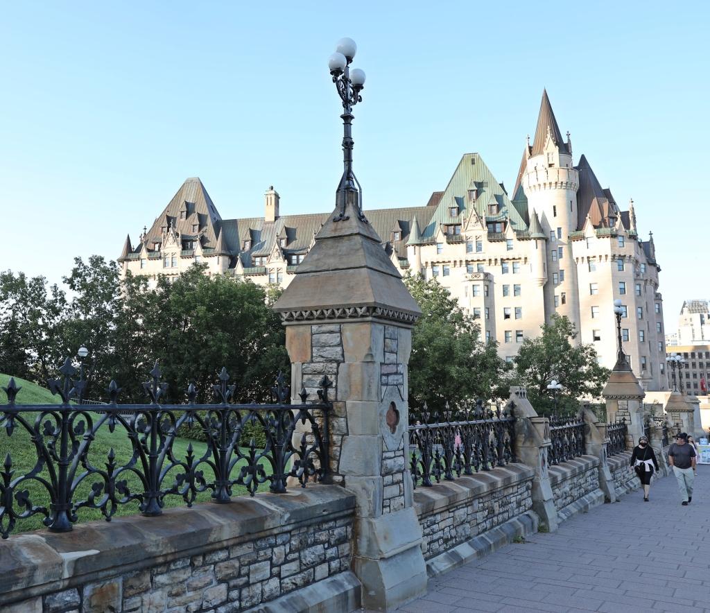 Chateau Laurier, Ottawa