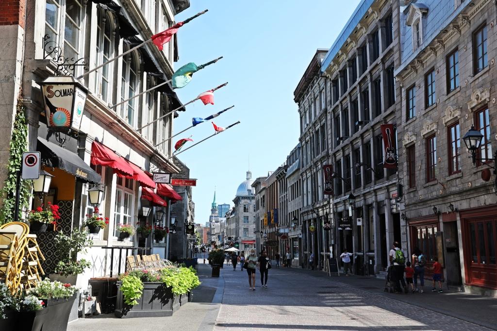 Old Montréal, Québec