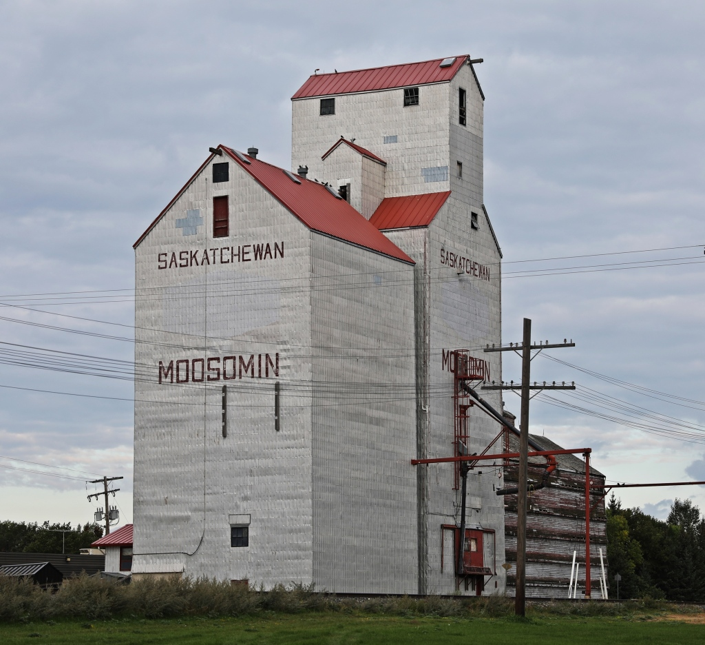 Grain Elevator, Saskatchewan
