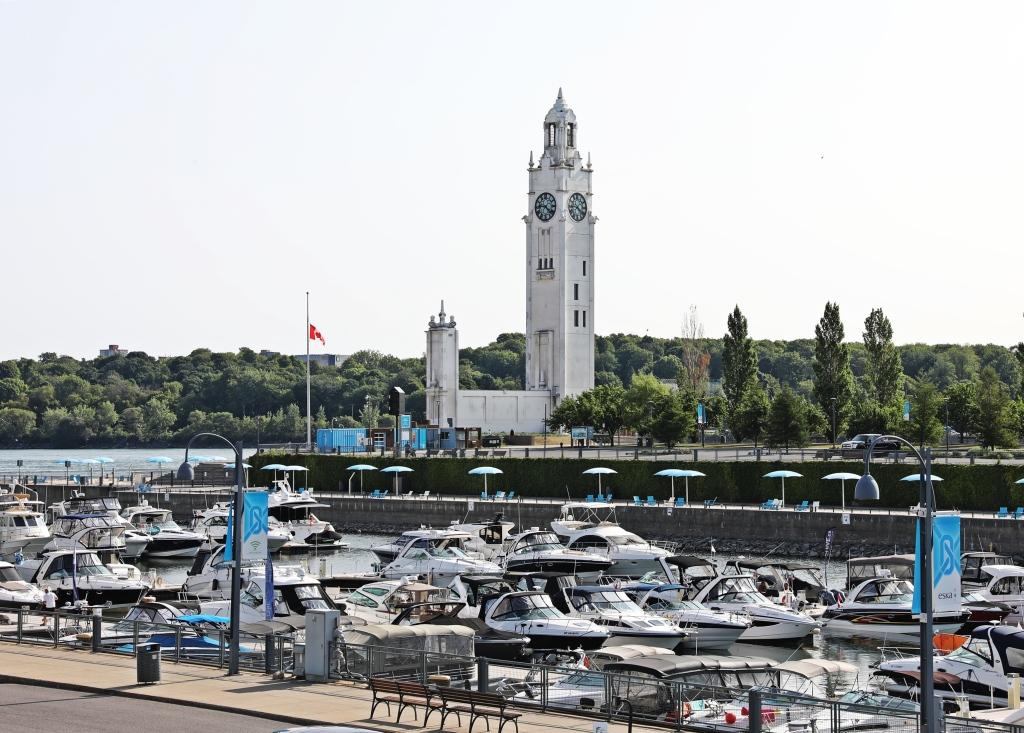 Montréal Clock Tower, Old Montréal