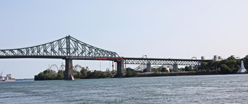 Jacques Cartier Bridge, Montréal