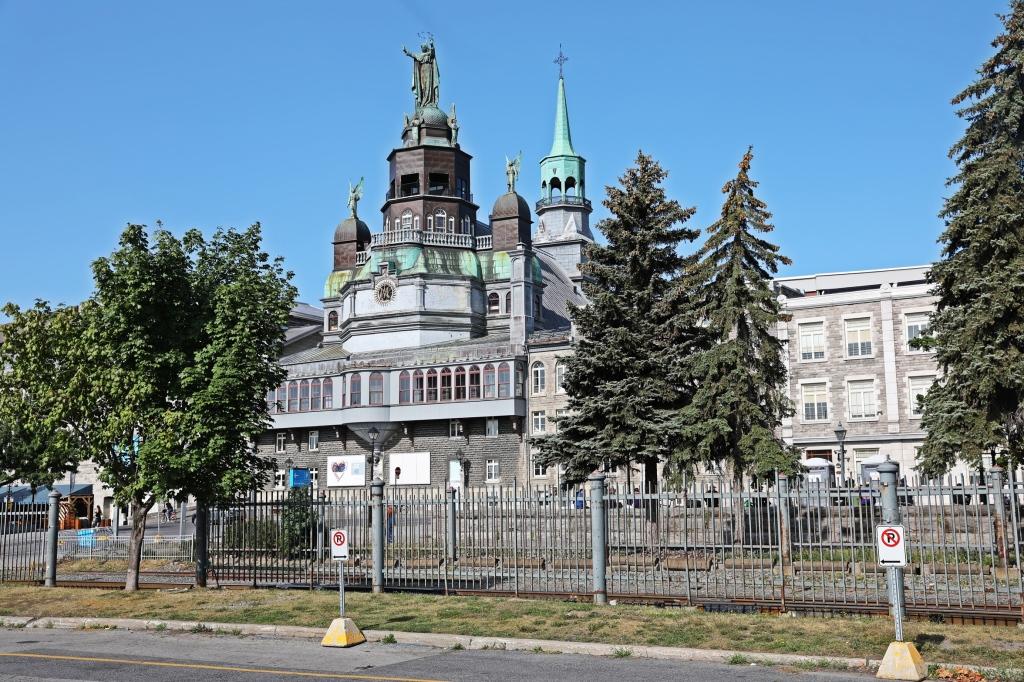 Notre-Dame-de-Bon-Secours, Old Montréal