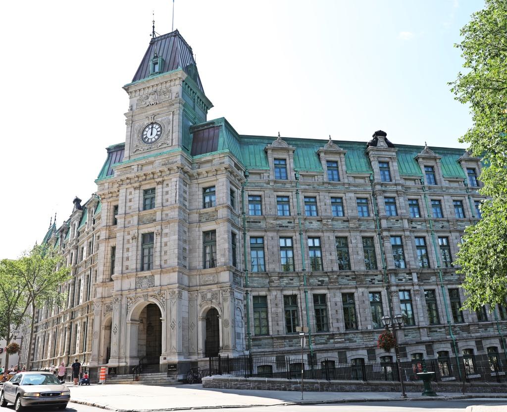 Parliament Building, Old Québec