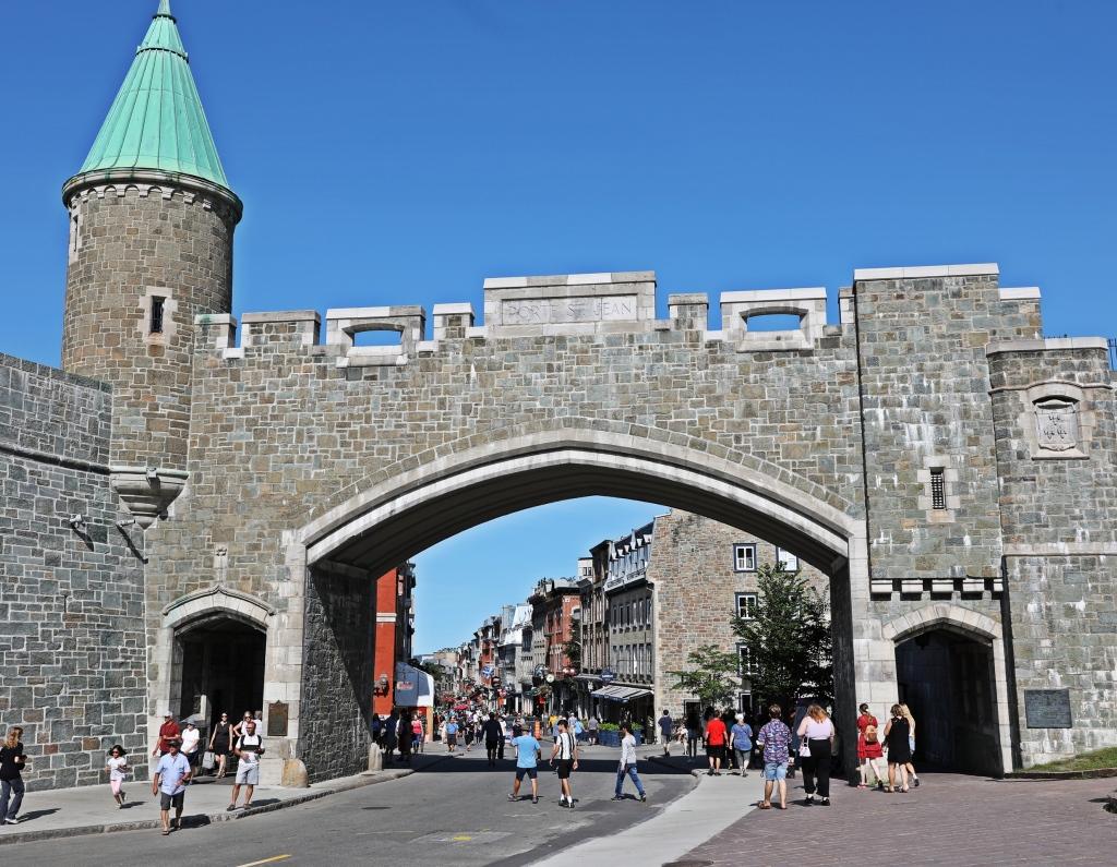 St. John Gate, Old Québec