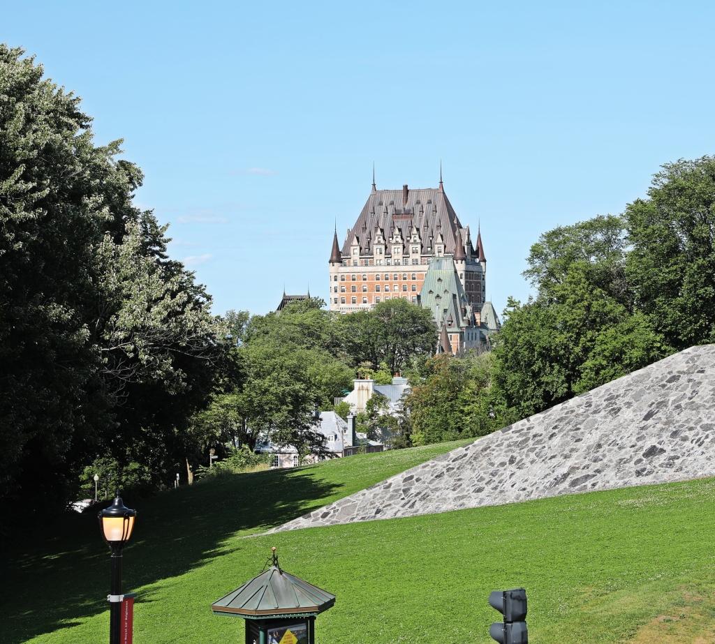 Fairmont Chateau Frontenac, Québec